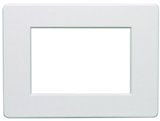 Wallplate for PSP111, PSDH121 Thermostats