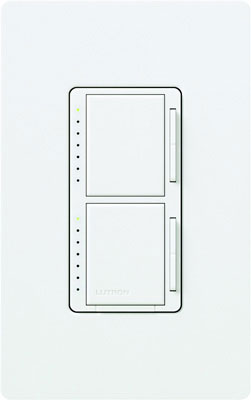 Light Almond Dual Dimmer