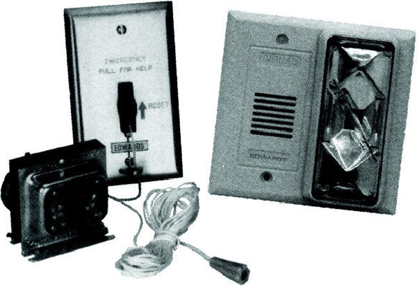 120V Call for Assistance Kit