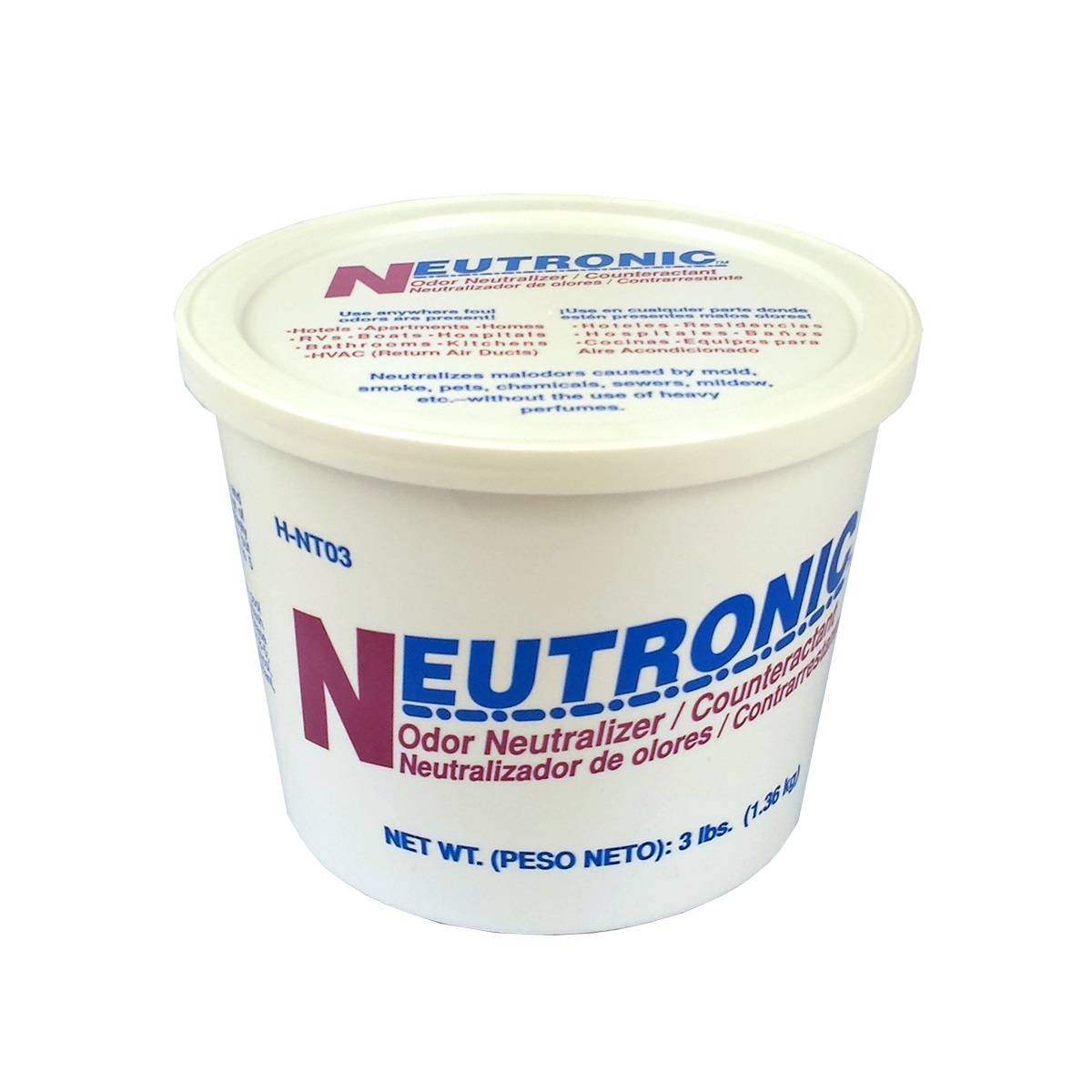 Neutronic (TM) Odor Neutralizer Gel