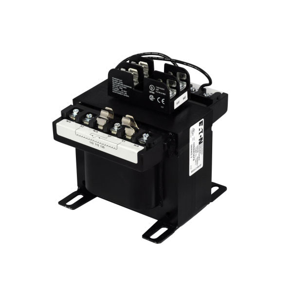 C0350E2AFB Type MTE Industrial Control Transformer, 480/460/440 VAC Primary, 120/115/110 VAC Secondary