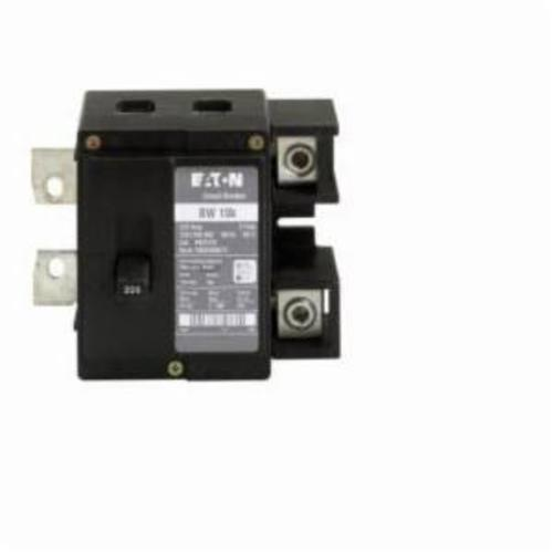 BW2225 Type BW Thermal Magnetic Molded Case Circuit Breaker, 120/240 VAC, 225 A, 10 kA Interrupt, 2 Poles