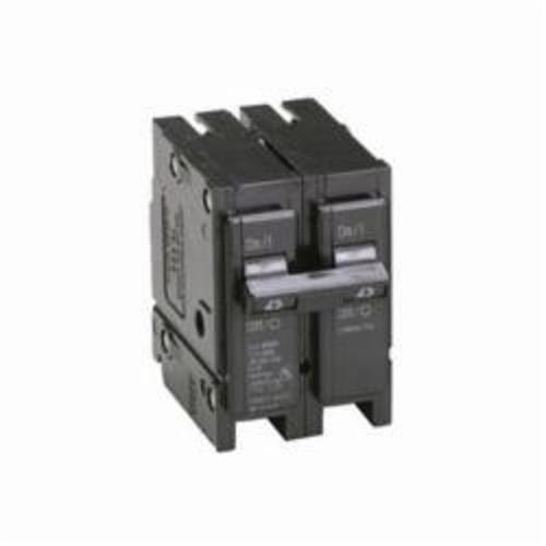 BR225 Type BR Miniature Circuit Breaker, 120/240 VAC, 25 A, 10 kA, 2 Poles, Thermal Magnetic Trip