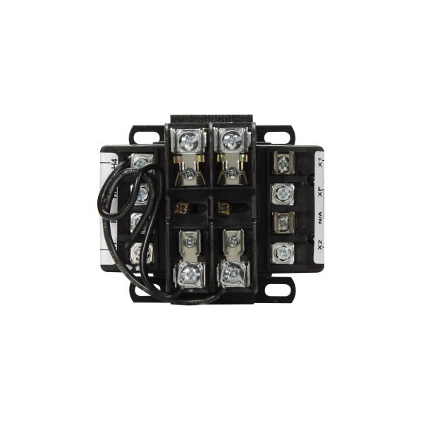C0100E2AFB MTE Industrial Control Transformer With Primary Fuse Block, 120/115/110 V Secondary, 100 VA