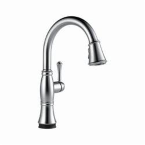 9197T-AR-DST Cassidy Kitchen Faucet, 1.8 gpm, 8 in, Commercial, 1 Handles, (6) AA Battery