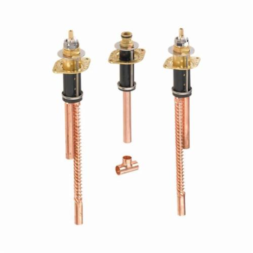 DELTA R2707 Roman Tub Rough, 18 gpm, 8 to 16 in