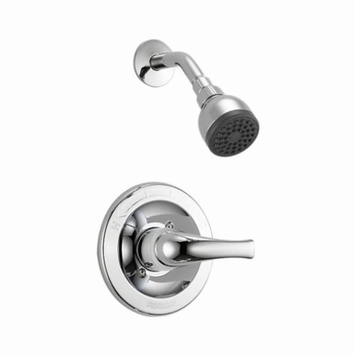 Peerless by DELTA PTT188763 Shower Trim, 1.5 gpm, 1 Lever Handle, Chrome Plated, Commercial