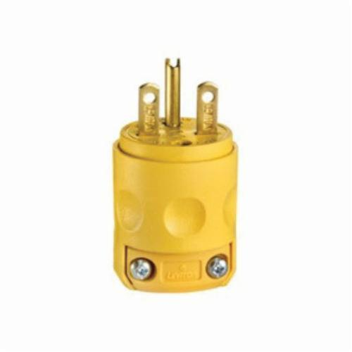 products | straight blade devices  leviton 615pv straight blade plug