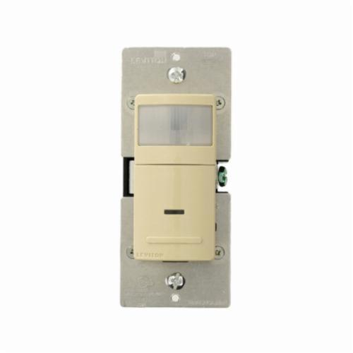 Decora IPS02-1LI 1-Pole Wall Mount Occupancy Sensor, 120 VAC, Passive Infrared Sensor, 900 sq-ft Coverage, 180 deg