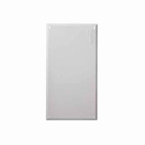 Leviton Structured Media 280 Flush Mount Cover, Screw-On Cover, For Use With Structured Media 28 in Enclosures