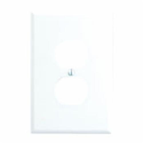 Plastic Oversized Outlet Wall Plate,No 88103 Leviton Mfg Co