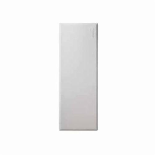 Leviton Structured Media 420 Flush Mount Cover, Screw-On Cover, For Use With Structured Media 42 in Enclosures