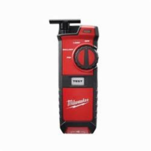 Milwaukee 2210-20 Electronic Fluorescent Lamp and Ballast Tester Kit, T2 to T12, Alkaline Battery