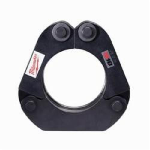 Milwaukee M18 Press Ring, For Use With Force Logic Press Tool, 3 in Jaw Capacity, Copper