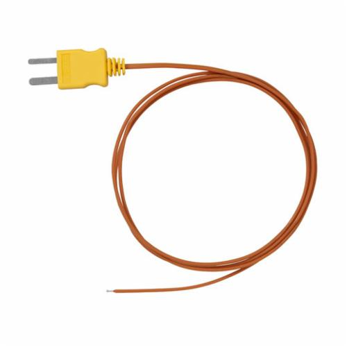 Milwaukee 49-77-2002 Type K Thermocouple, 3 ft L, PTFE, Import