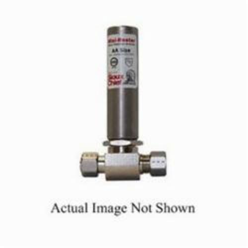 Tomahawk MiniRester 660 Water Hammer Arrester With PEX Tee, 1/2 in, PEX F1807 Crimp, 350 psi, Domestic