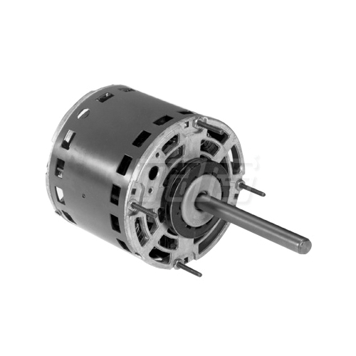 Genteq by Mars 2827 Form G PSC Fan and Blower Motor, 115 VAC, 4.78 A, Frame: NEMA 42, 1/4 hp, 1075 rpm