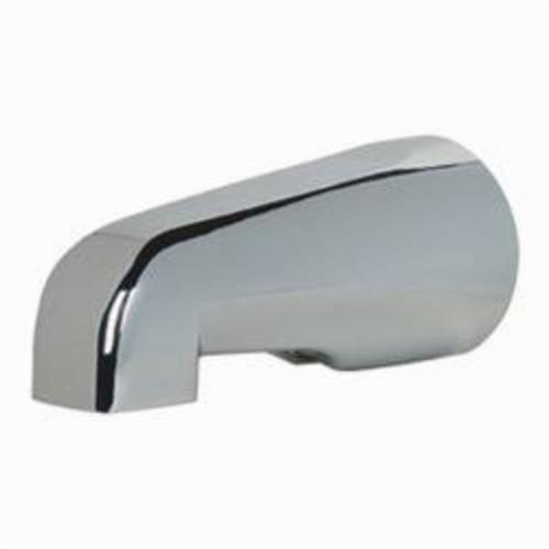 Tomahawk SmartSpout 972 Tub Spout, Copper, Chrome Plated