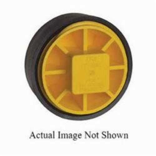 Tomahawk T-Cone 882 Raised Head Clean Out Plug, 3-1/2 in, Domestic