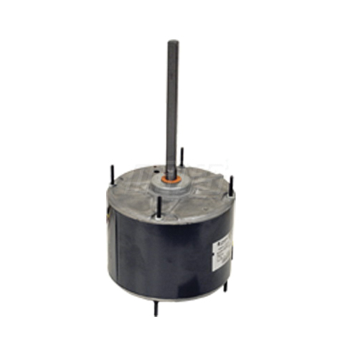 Genteq By Mars 3330 PSC Condenser Fan Motor, 208 to 230 VAC, 3.5 A Full Load, Frame: NEMA 48, 1/2 hp, 1075 rpm