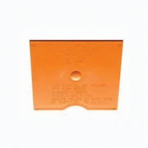 Allied Moulded LVP-2 Low Voltage Divider plate, 3-1/16 in W, PVC