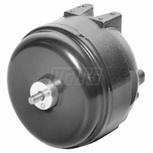 EM&S 002 Shaded Pole Unit Bearing Motor, 115 VAC, 1.4 A, NEMA 51, 35 W, 1550 rpm