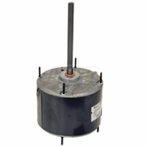 Genteq by Mars 034 PSC Condenser Fan Motor, 208/230 VAC, 2.7 FLA, NEMA 48, 1/3 to 1/6 hp, 1075 rpm