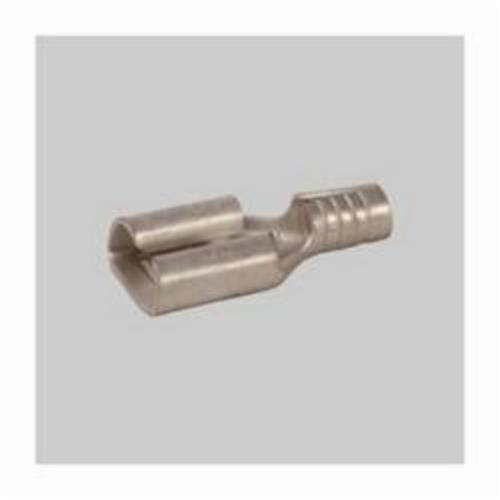 Diversitech Devco 6214CX Female Slip-On Terminal Connector, 16 to 14 AWG, Non-Insulated Conductor, Domestic