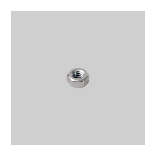 Diversitech Devco 6501 Finished Hex Nut, Imperial, 1/4-20, Steel, Zinc Plated