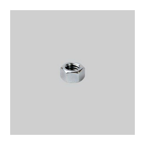 Diversitech Devco 6503 Finished Hex Nut, Imperial, 3/8-16, Steel, Zinc Plated