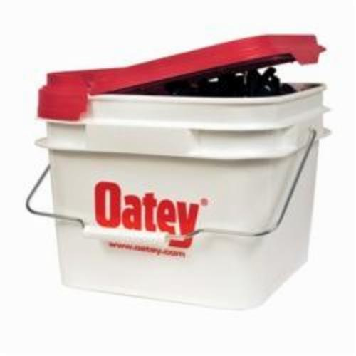 Oatey DuoFit 34297 Pipe Clamp With Nail, 1/2 to 3/4 in, 2 gal, Polypropylene