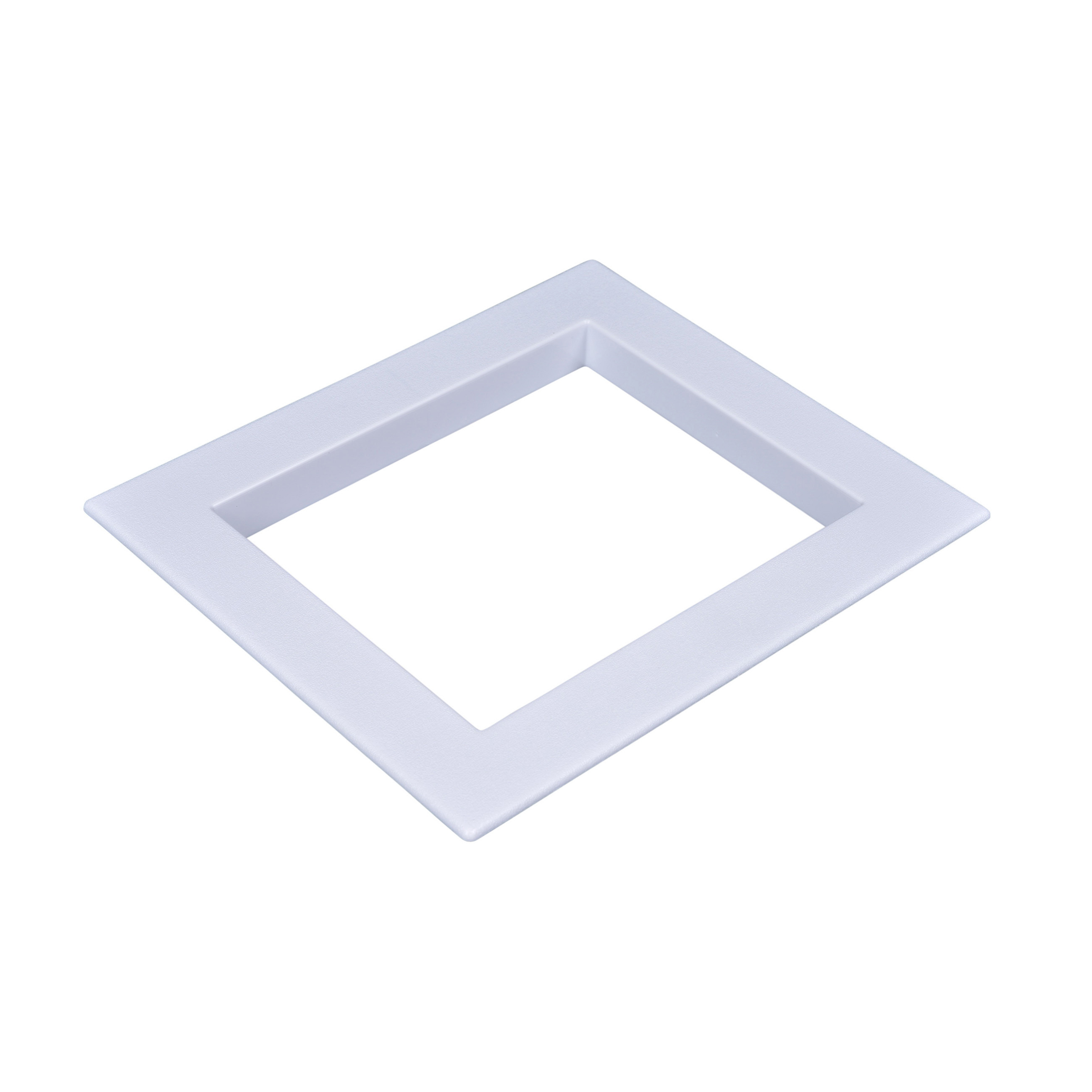 Oatey Quadtro 38941 Faceplate, For Use With Quadtro Center and Offset Washing Machine Outlet Box, Plastic