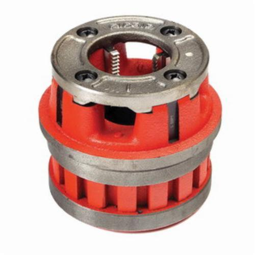 RIDGID 00-R Hand Threader Die Head, 1 in, NPT Thread, Right Hand Thread Direction, Alloy Steel Die