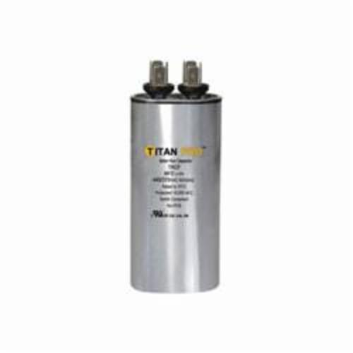 TITAN PRO 370 by Packard TRCF40 Single Section Motor Run Capacitor, 40 uF, 440 VAC, Aluminum
