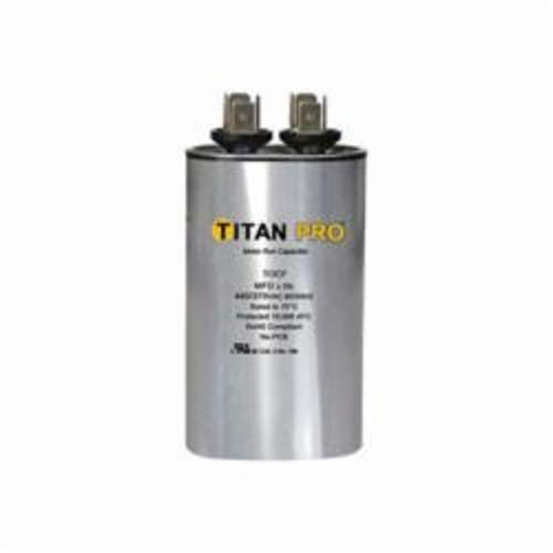 TITAN PRO 370 by Packard TOCF4 Single Section Motor Run Capacitor, 4 uF, 440 VAC, Aluminum