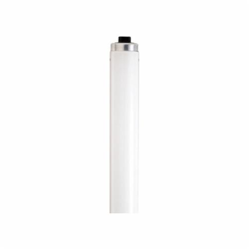 SATCO S6676 High Output Fluorescent Lamp, 110 W, Fluorescent Lamp, R17d Recessed Double Contact Lamp Base, T12 Shape