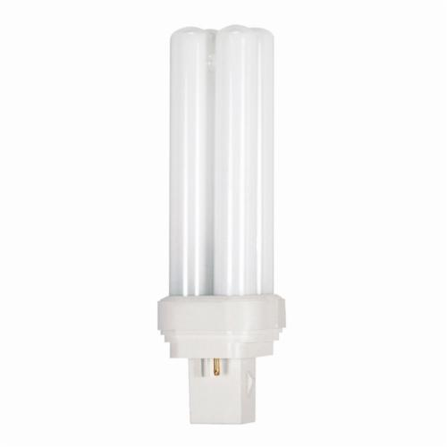 SATCO S6022 Double Twin Compact Fluorescent Lamp, 28 W, CFL Lamp, GX32d-3 Lamp Base, T5 Shape, 1600 Lumens