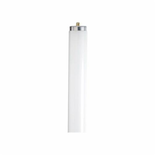 SATCO S6577 Fluorescent Lamp, 59 W, Fluorescent Lamp, 1-Pin Lamp Base, T8 Shape, 5900 Lumens Initial