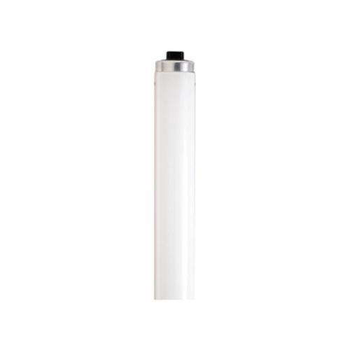 SATCO S6670 High Output Fluorescent Lamp, 60 W, Fluorescent Lamp, R17d Recessed Double Contact Lamp Base, T12 Shape