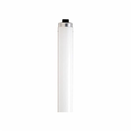 SATCO S6462 High Output Fluorescent Lamp, 110 W, Fluorescent Lamp, R17d Recessed Double Contact Lamp Base, T12 Shape
