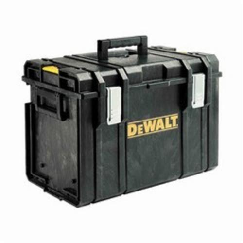 DeWALT ToughSystem DWST08204 Extra Large Weather Resistant Tool Case, 15 in H x 21 in W