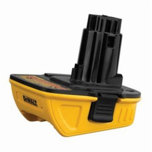 DeWALT 20V MAX* DCA1820 Compact Slide Cordless Battery Adapter, Lithium-Ion Battery, 18 VDC
