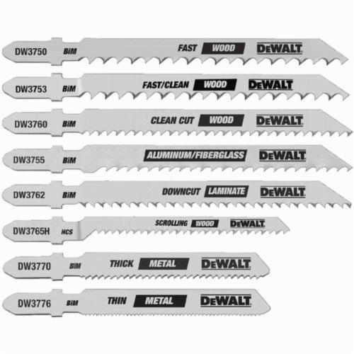 DeWALT DW1908B General Purpose Drill Bit, 1/8 in Dia, 1-5/8 in Flute, HSS