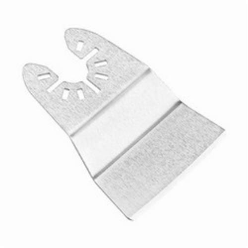 DeWALT DWA4217 Rigid Scraper Blade, 2-1/16 in OAL, 2-3/4 in, For Use With All Oscillating Tool, Steel, Silver