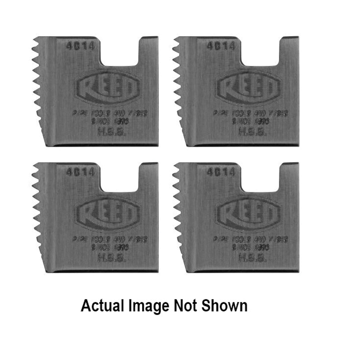 Reed R12 Segmental Die, 1-1/4 in, NPT, HSS
