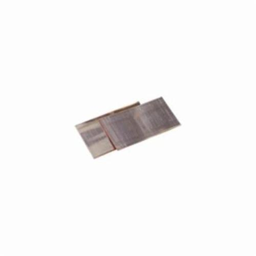 ERICO B140A Copper Shim, 1-1/2 in L x 3 in W x 0.013 in THK, Copper