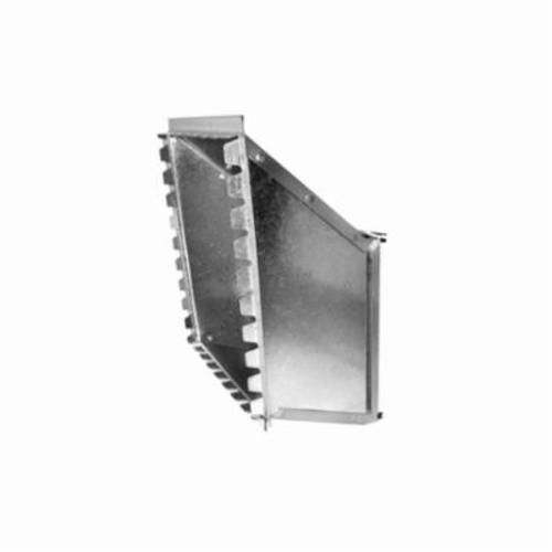 Southwark 23228 Offset Collar, 22 x 8 in, Hot Dipped Galvanized, Steel, Domestic