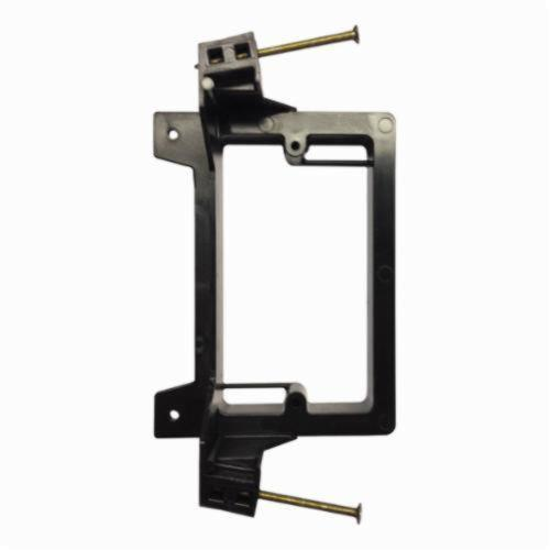 Arlington LVN1 Low Voltage Mounting Bracket, Nail-On Mount, Plastic