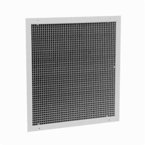 Hart Cooley Re5ti 22 W Eggcrate Return Air Filter Grille With Insulated Back X In Aluminum White Enamel