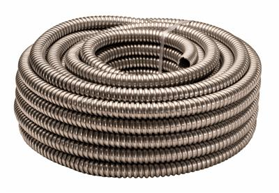 "1/2"" UL Listed Flexible Aluminum Conduit 100' Coil"